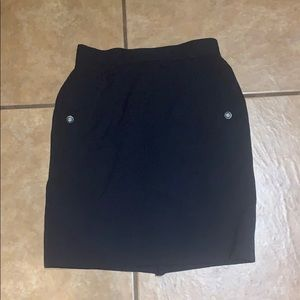 Vintage Chanel Skirt with pockets